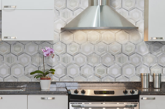Luxor Backsplash Tile Collection