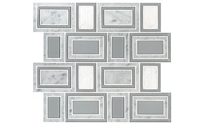 Waterjet Cut Mosaics
