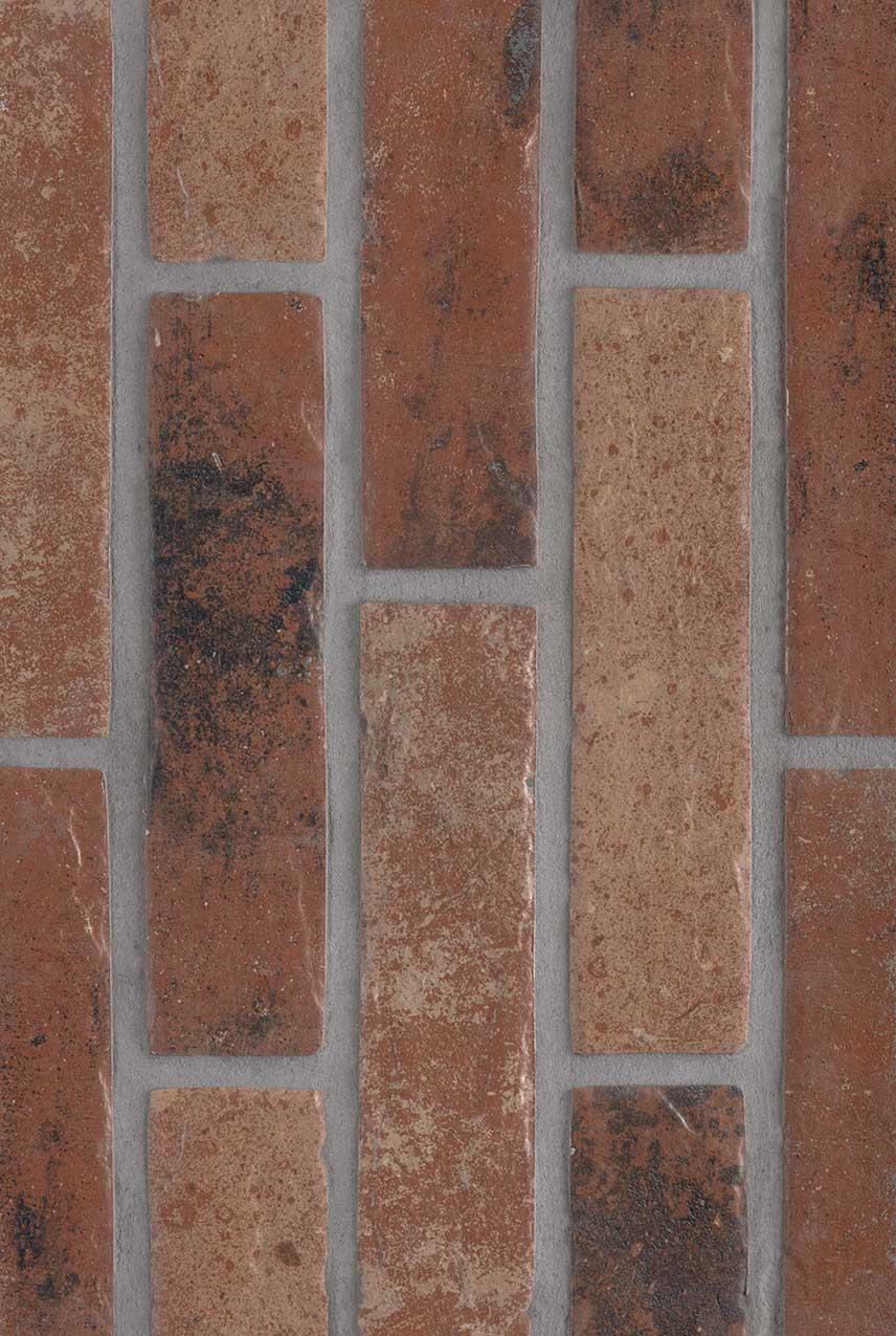 Brickstone Red Matte