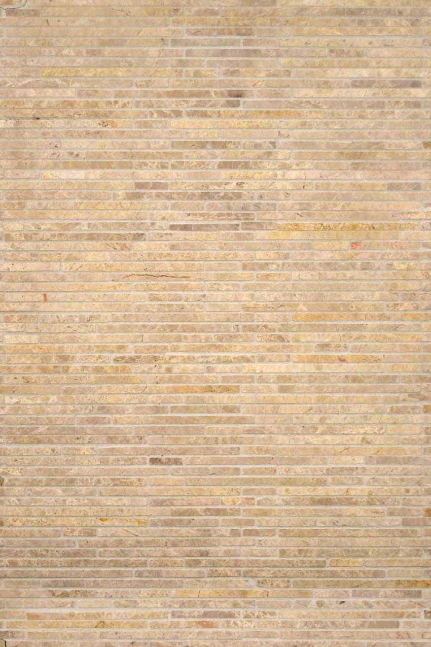 Crema Ivy Bamboo Stone Backsplash