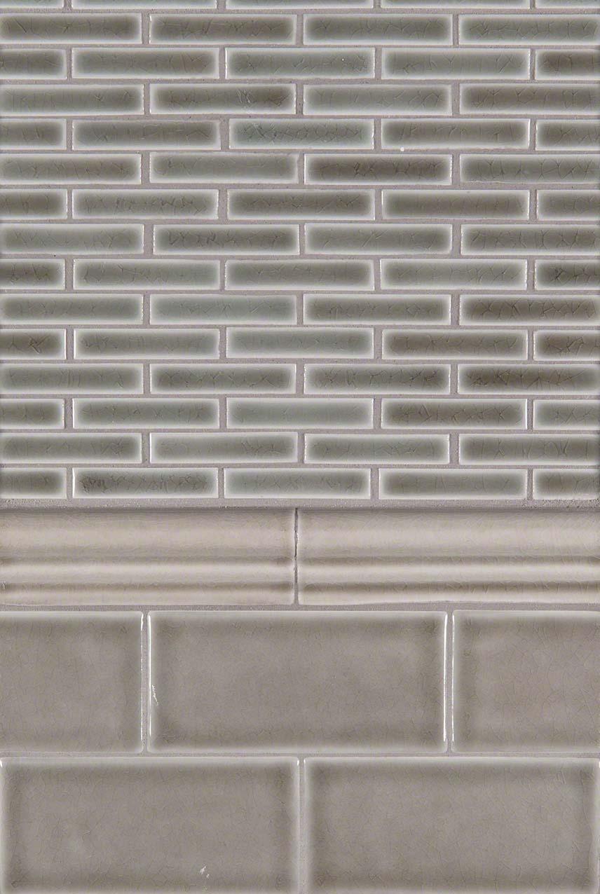 Dove Gray Backsplash Trio Backsplash Tile Guide Msi