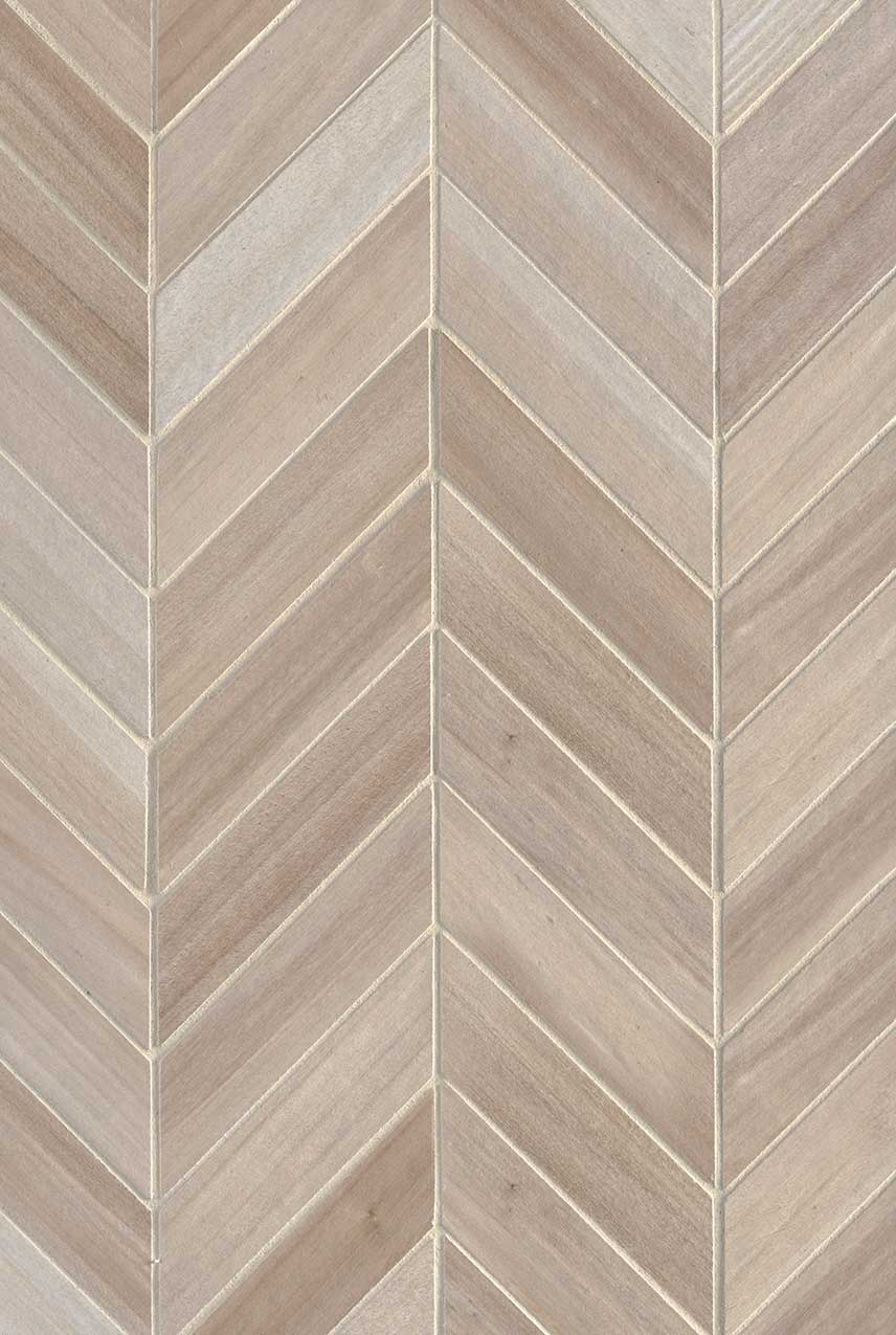Havenwood Beige Chevron Matte