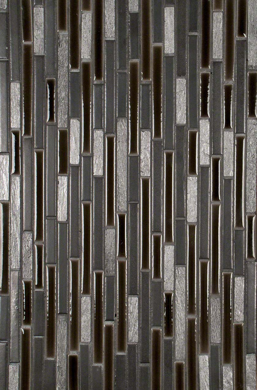 Titan Stone Porcelain Blend Backsplash Design