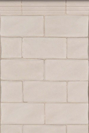 Antique White Backsplash Duo