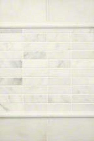 Arabescato Carrara Marble Tableau