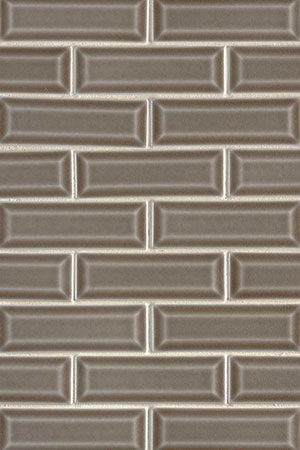 Artisan Taupe Beveled Subway