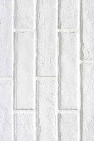 Brickstone White Matte