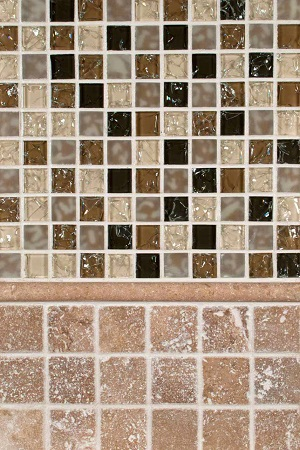 Tuscany Walnut Travertine and Pacific Dunes Medley