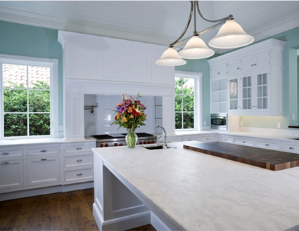 Go Green with Q Premium Natural Countertops