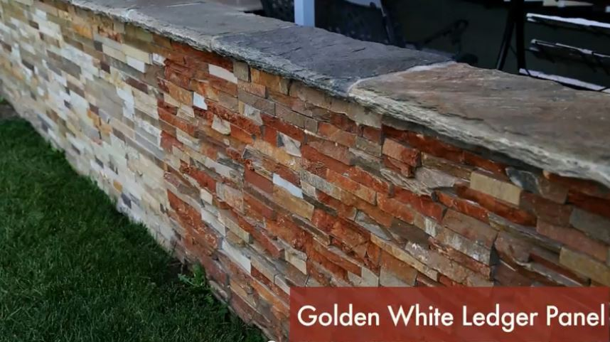 Hardscape: MSI Natural Stone Ledgers & Veneer
