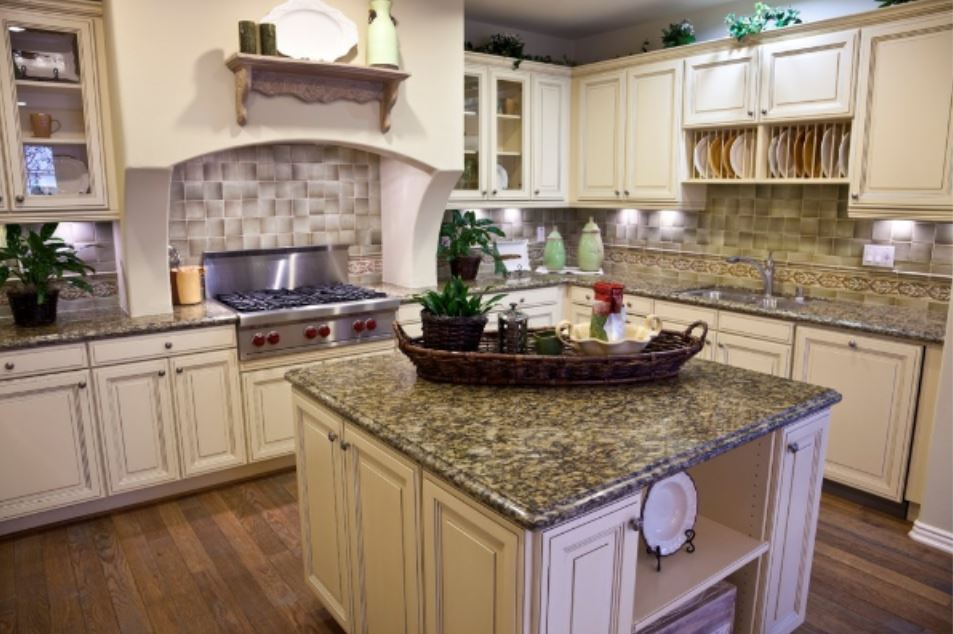 granite countertops an american staple