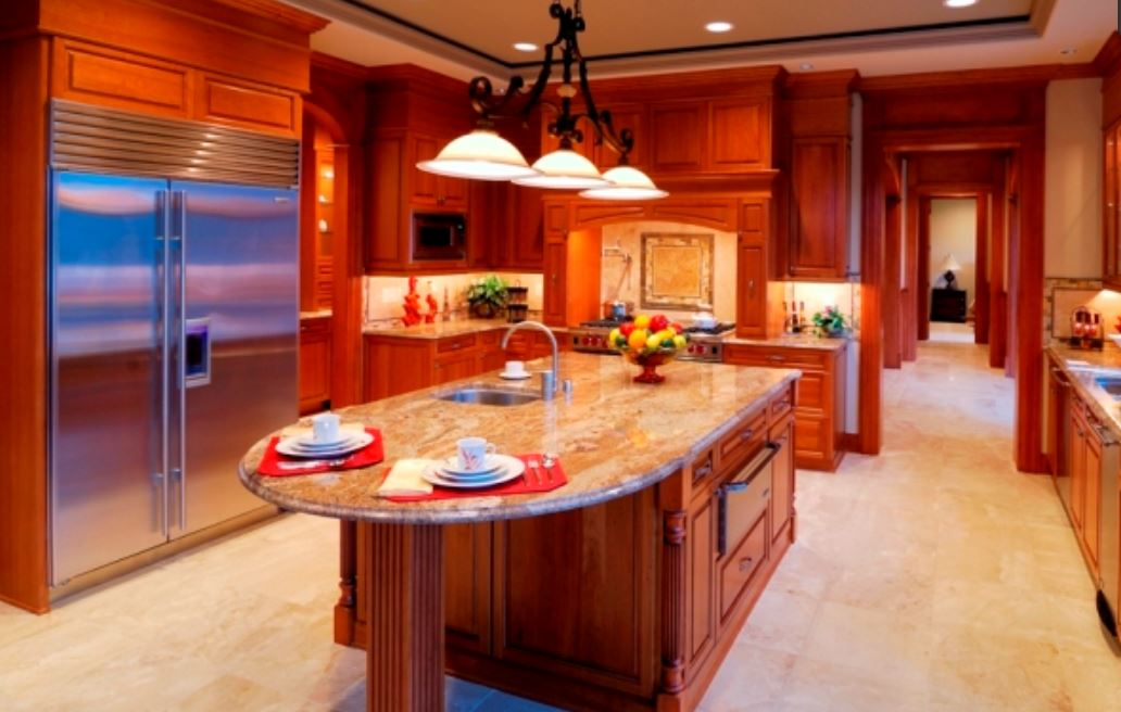 Granite countertops a great investment for home improvement for Best countertops for resale