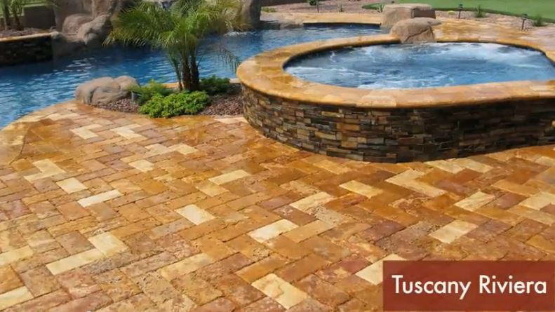 Natural Stone Pavers: A Beautiful Solution fo
