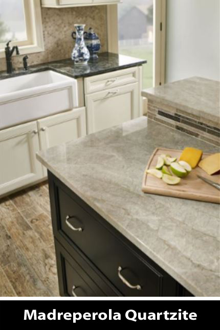 quartzite countertops vs. granite countertops
