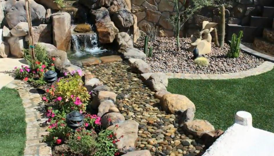 Finishing Touches – Natural Stone Pebbles & C