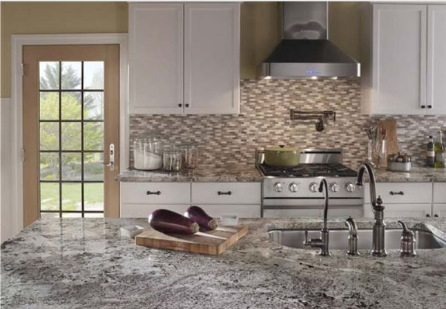 Other emerging granite trends for 2015 include dramatic and bold  countertops in rich colors. As the largest eye-level horizontal surface in  the kitchen, ...