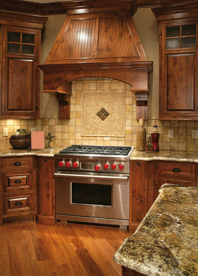 What is your tile style for Kitchen design 4x4