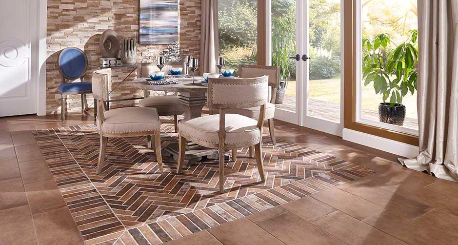 Mixing Wood And Tile Floors Credainatcon