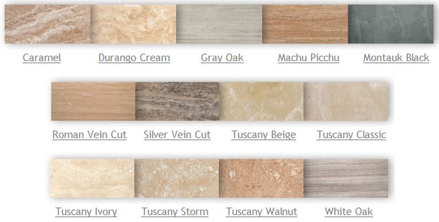 Trend Alert Natural Stone Planks