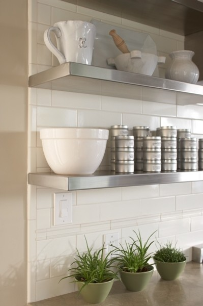Kitchen Backsplash Edge 4 easy ways to finish tile edges