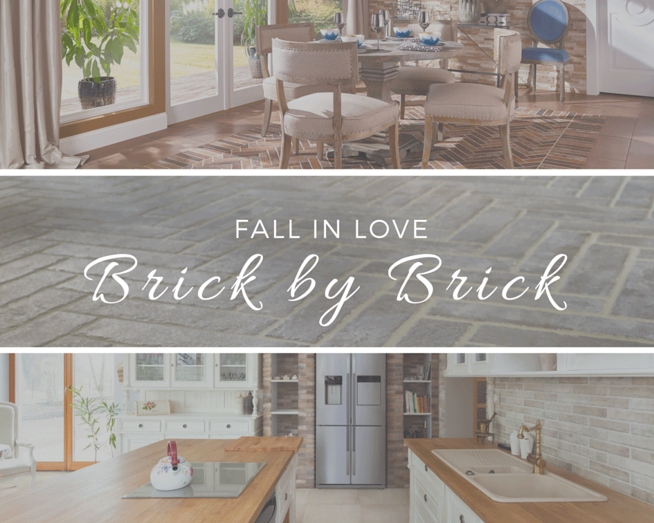 Fall in Love, Brick by Brick