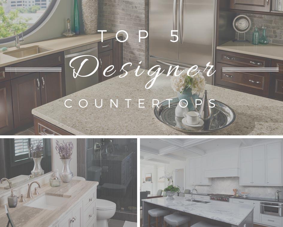 Designer Countertops : Top 5 Designer Countertops