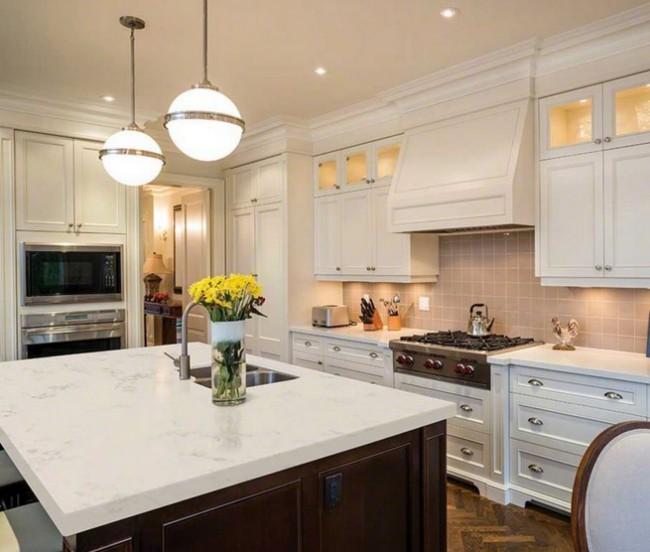 Kitchen Pictures With Quartz Countertops: Quartz Countertops