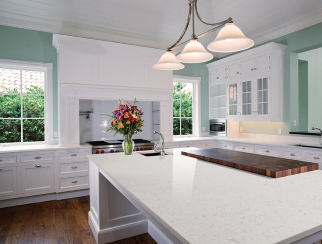 Current Obsessions 5 Beautiful Marble Look Quartz Countertops