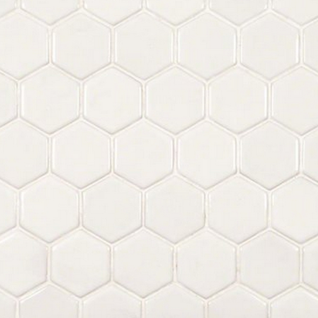 whisper-white-hexagon