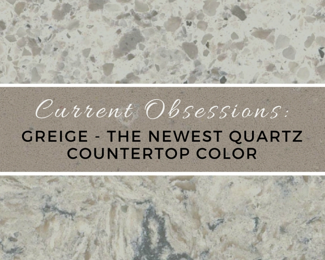 You Can T Get Any More Neutral Than Greige Which Is Of An Atude Actual Color It S The Perfect Choice For A Quartz Countertop