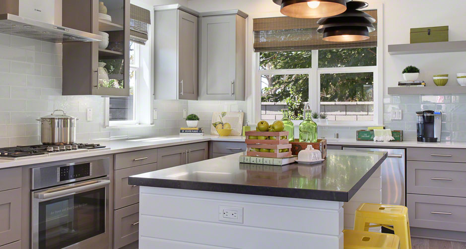 The 6 Tenets of Style: Basic Rules for Mixing & Matching Countertops