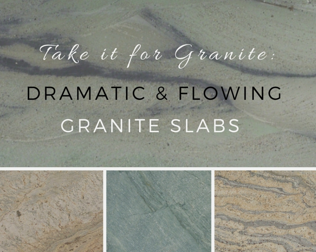 Take it for Granite: Dramatic and Flowing Gra