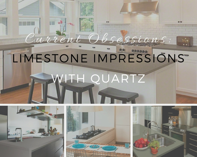 few home remodeling projects can add as much value return on investment and timeless beauty to your home as brand new kitchen countertops - Limestone Home 2016