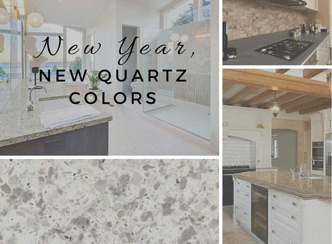 New Year, New Quartz Colors