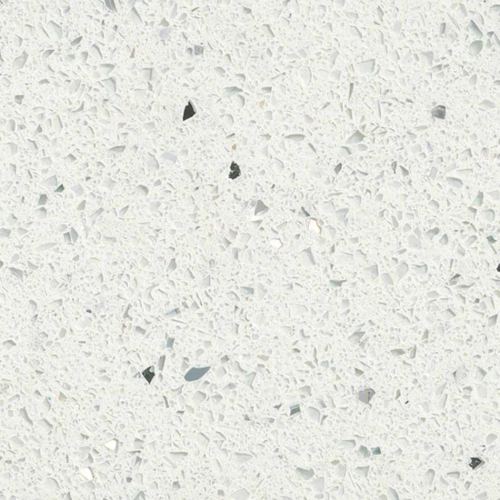 Current obsessions sophisticated and sparkling quartz for Seamless quartz countertops