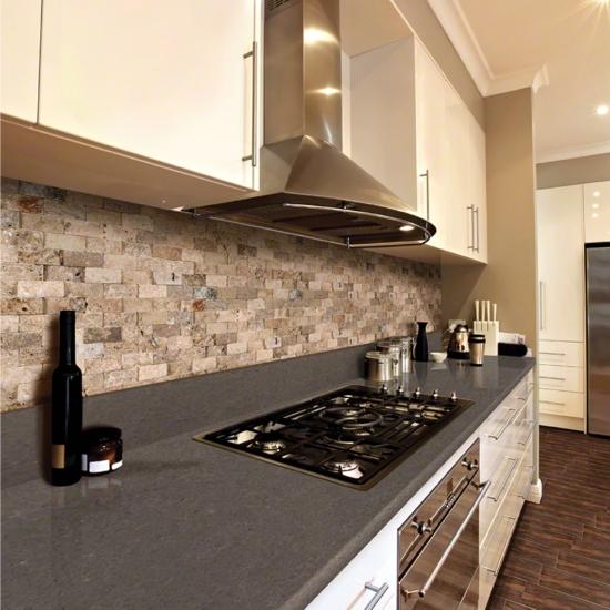 Modern Kitchen Quartz Countertops current obsessions: a modern makeover with quartz countertops