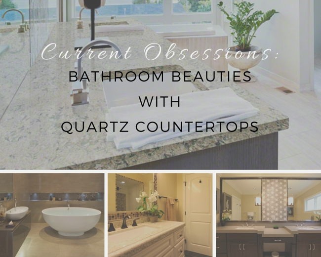 Current Obsessions: Bathroom Beauties with Qu