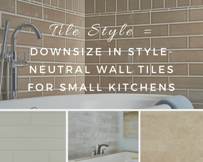 Tile Style Downsize In Style Neutral Wall Tiles For Small Kitchens Msi Blog
