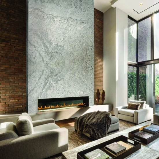 Take it for Granite: Heat up your fireplace with Granite Slabs | MSI