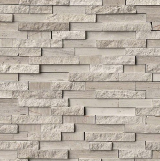 Mosaic Monday Splitface Stone Wall Tiles In Touchable