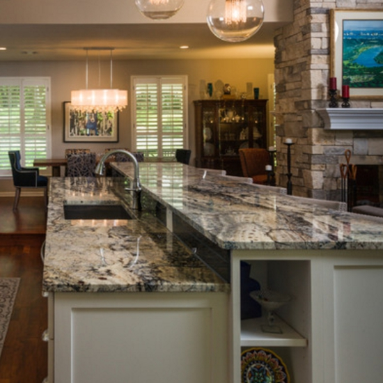 Take it for Granite: Timeless, Neutral Counte