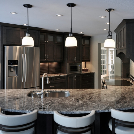 Composite Countertops Kitchen Ideas And Modern: Take It For Granite: Modern Granite Countertops