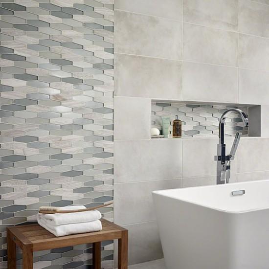 Mosaic Monday Green And Serene Mosaic Tiles
