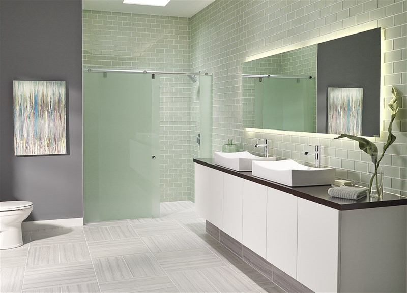 Bathe Your Walls In Subway Tile