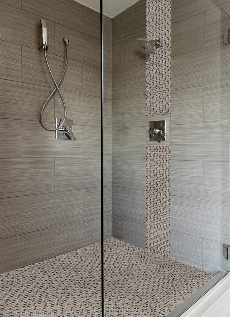 5 Mosaic Tile Inspirations For Your Bathroom And Shower