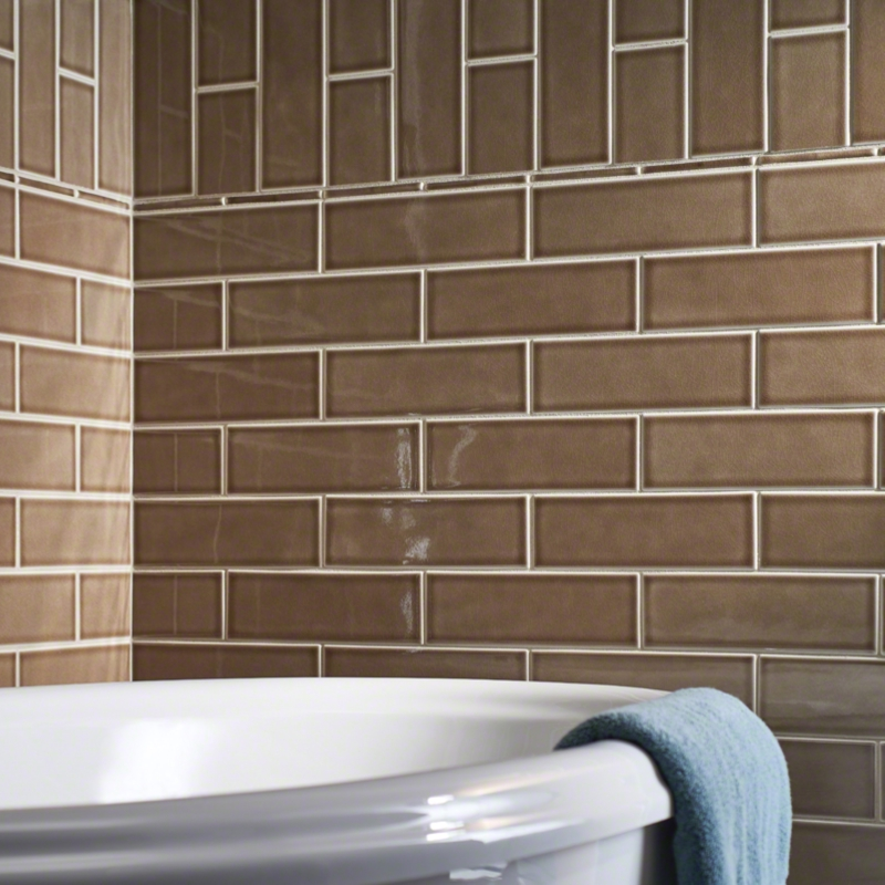 3 tips for choosing the perfect grout color for your. Black Bedroom Furniture Sets. Home Design Ideas
