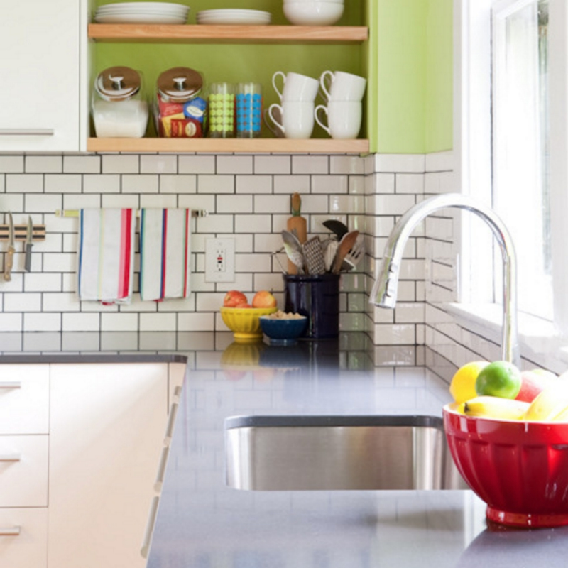 3 Tips For Choosing The Perfect Grout Color Your Backsplash