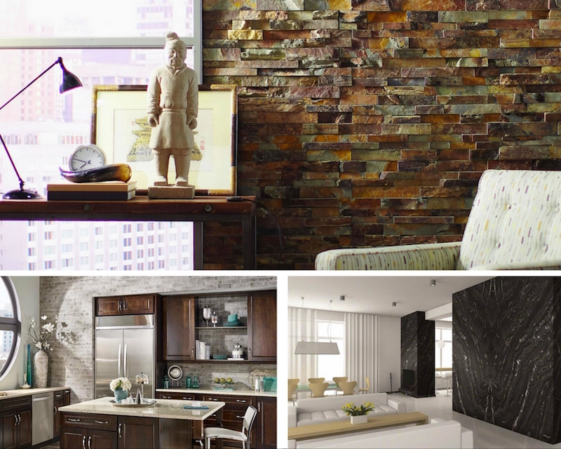 Tile Style: Make a Statement Wall