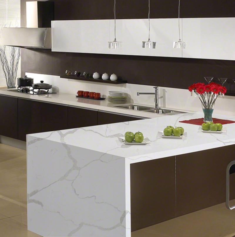 Quartz Countertop Store : Granite, Quartz or Quartzite? Countertop Slab Materials in a Nutshell