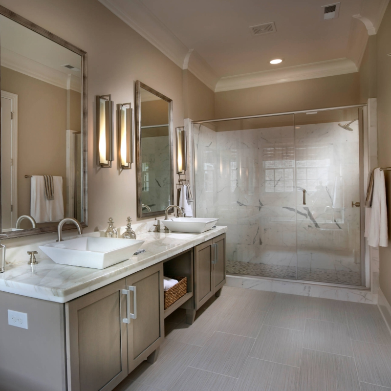 Tile Style: Shower Style – No More Bathtubs